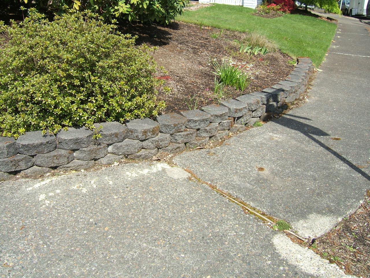 Danny S Green Surface Cleaning Llc Retaining Walls