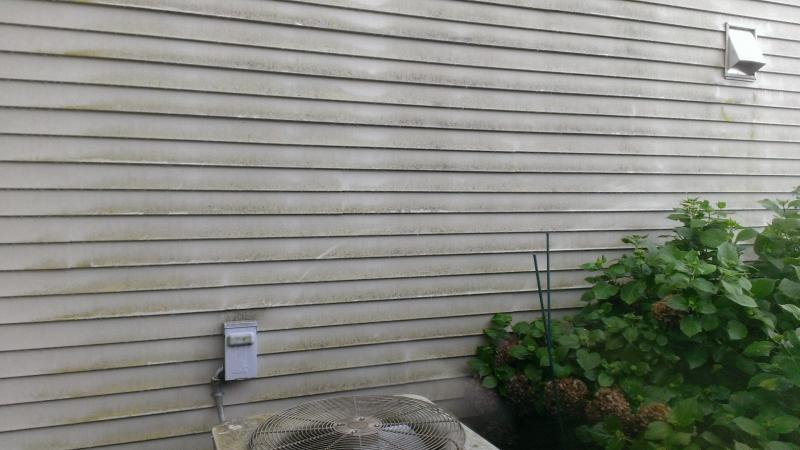 Image Result For Wash Vinyl Siding With